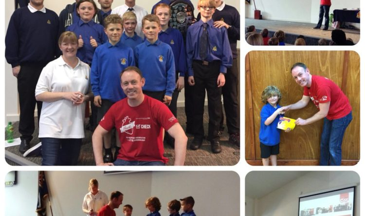 The 16th Liverpool Boys Brigade – thank you!