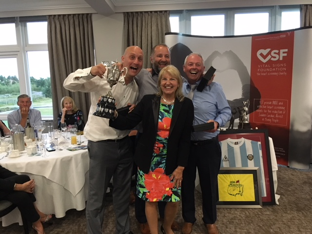 The 3rd Annual VSF Charity Golf Day sponsored by i-paye and spi accountancy