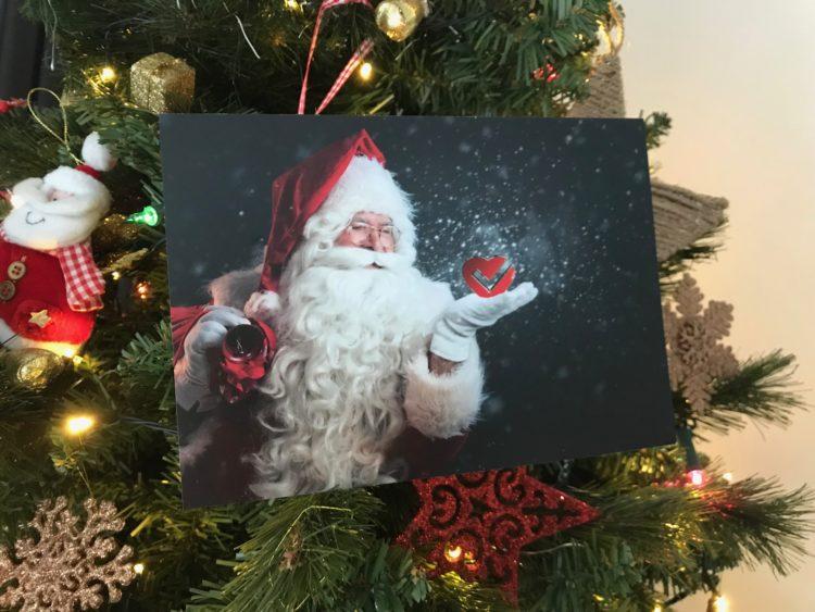 Get your orders in for the VSF Christmas Card