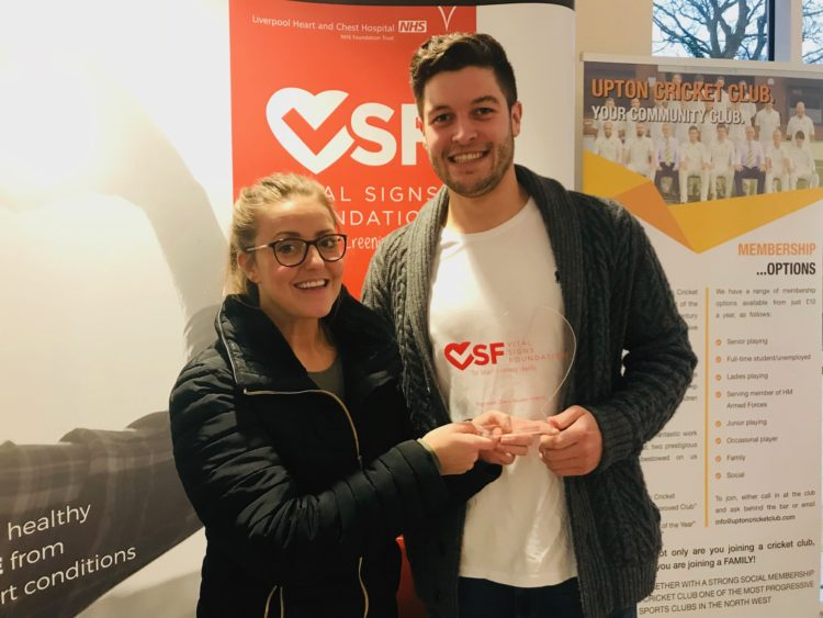 Upton Heart Screening – a fantastic turn out!