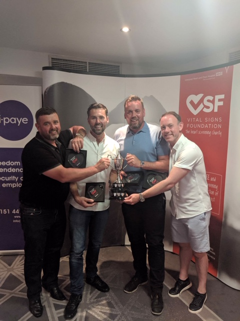 Our annual charity golf day – what a day!