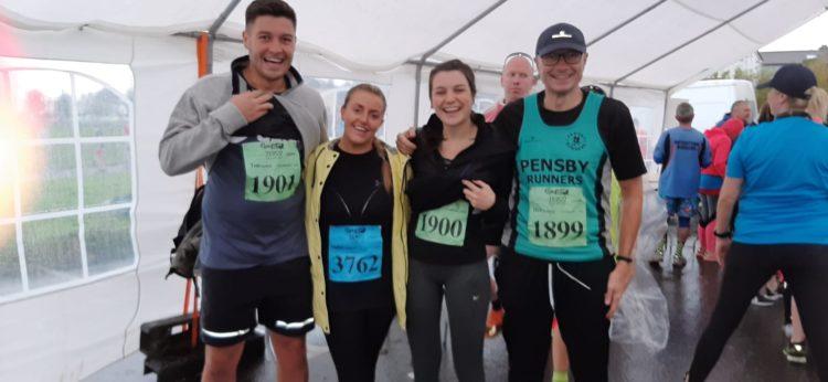 Tom, Sophie and Team – Upton Superheroes!