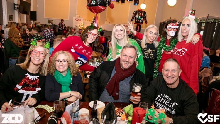 The Christmas Jumper Pub Quiz – what a great night!