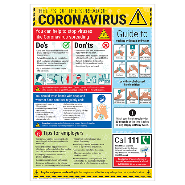 Important Announcement regarding CoronaVirus