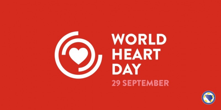 Today is World Heart Day!